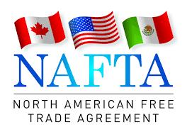 Acuerdo para sustituir al NAFTA por el USMCA (United States, Mexico, Canada)