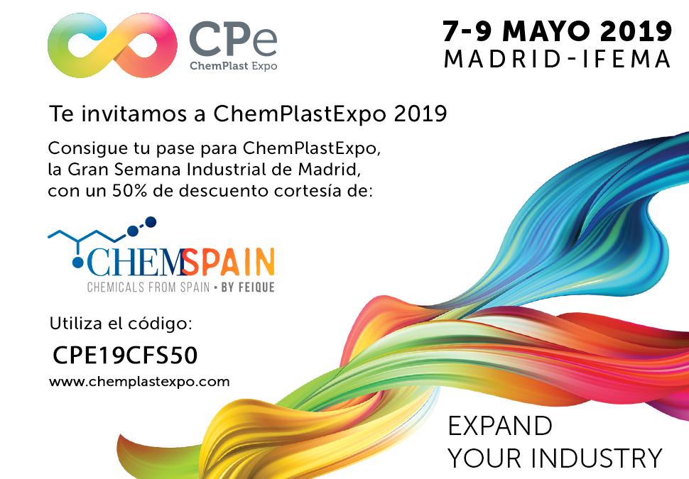 ChemPlastExpo19 – Impacto de las políticas comerciales sobre el sector químico