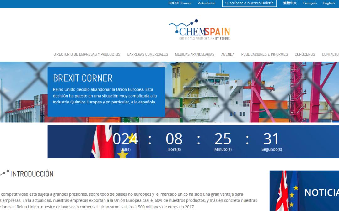 25 Seminarios sobre BREXIT en España antes del 31oct.