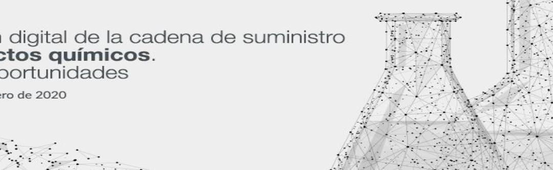 Jornada e-Volución Digital de la cadena de suministro de productos químicos. Retos y oportunidades 2020
