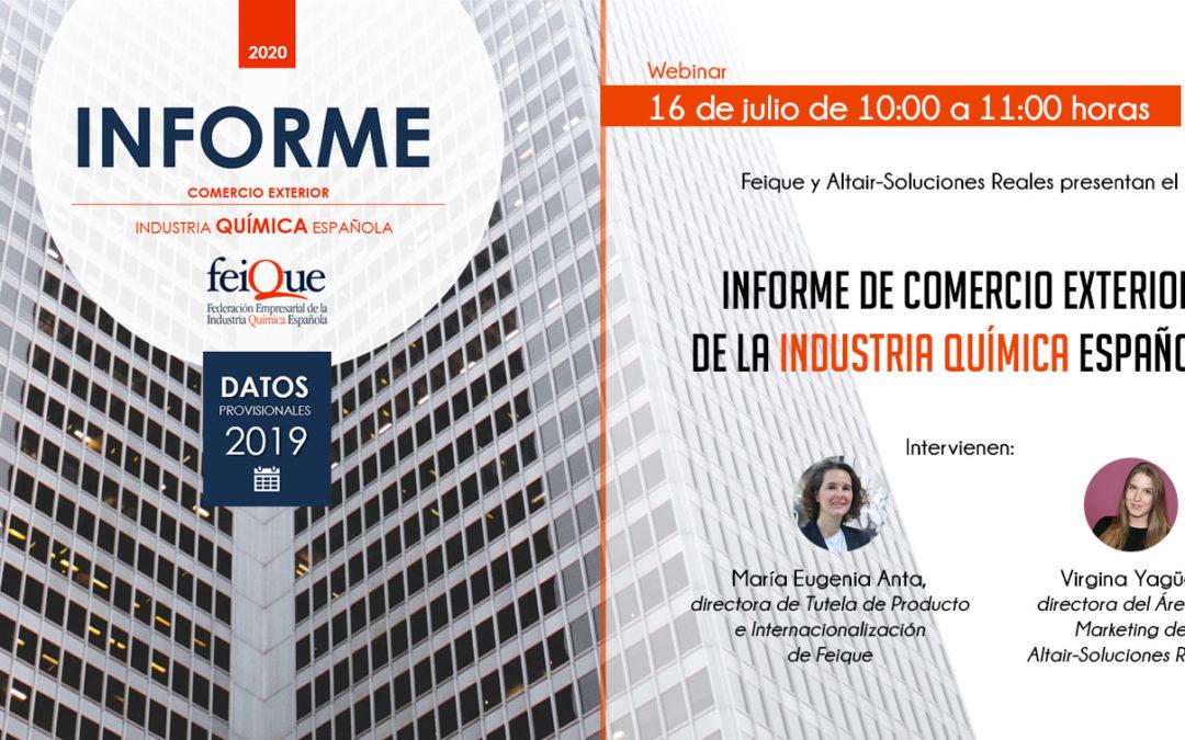 Presentación del Informe de Comercio Exterior de FEIQUE