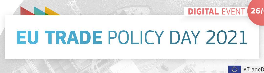 European Trade Policy Day 2021